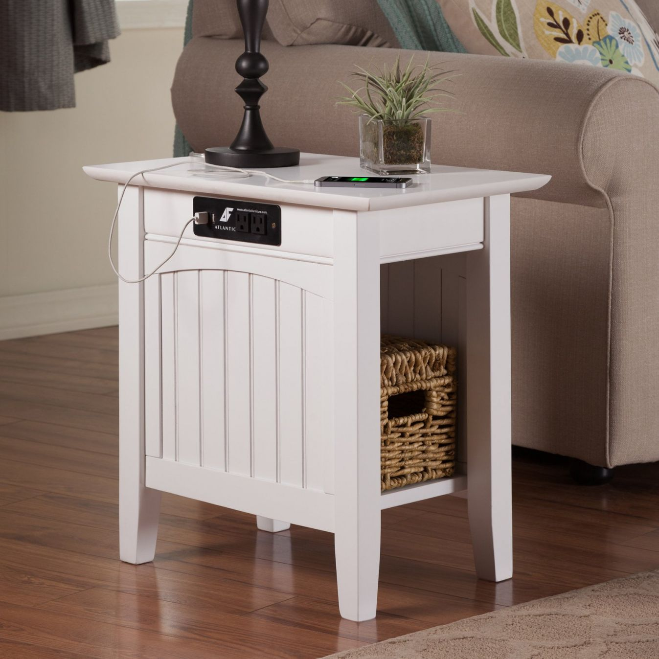End Table Charging Station Luxury Modern Furniture Check More At Http Www Nikkitsfun
