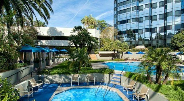 Hilton Los Angeles Universal City 4 Star Hotel 163 Hotels