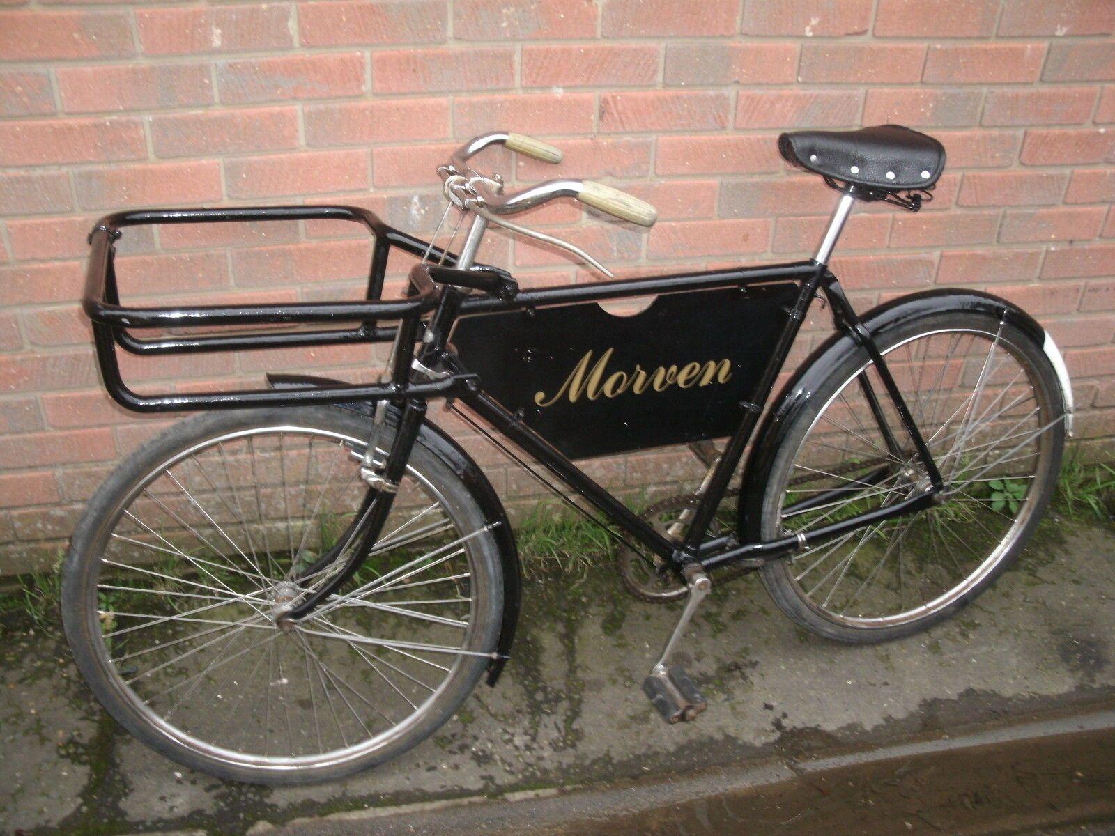 VINTAGE VETERAN 1900\'s VENETIA PATHRACER BICYCLE TWEED RUN brooks ...