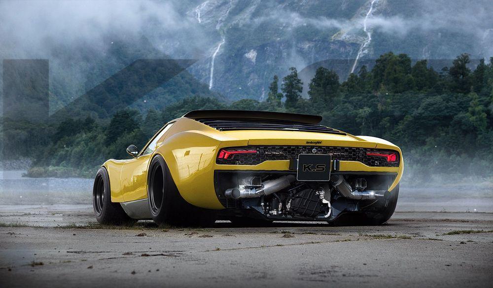 8 Crazy Cool Renders We Wish Were Real Pinz Cars Lamborghini Car