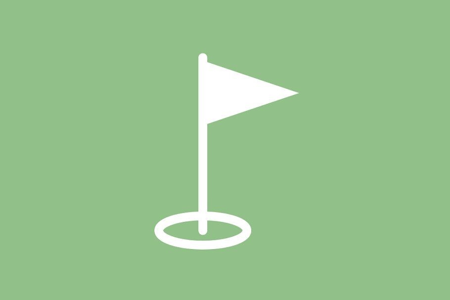 15 Golf Icons