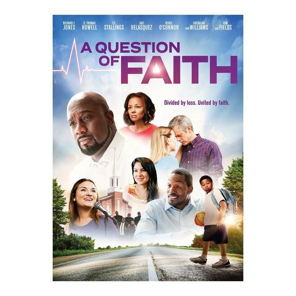 A Question of Faith (Dvd) This or that questions, Faith