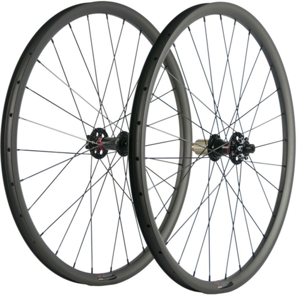 Sponsored Ebay Mtb Carbon Wheelset 29er 30mm Width Mountian Bike