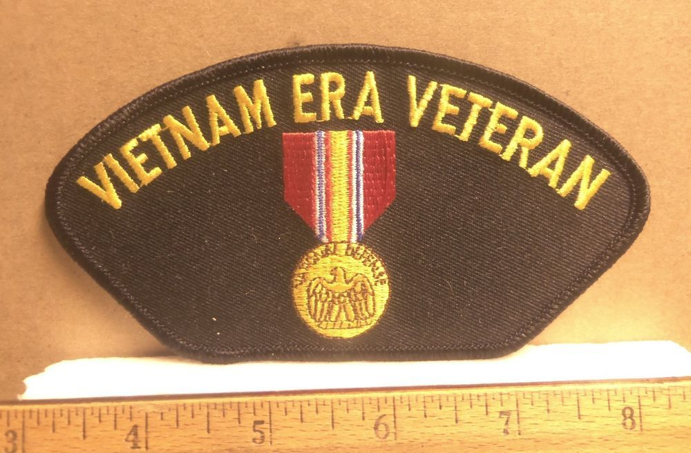 Vietnam Era Veteran with National Defense Medal