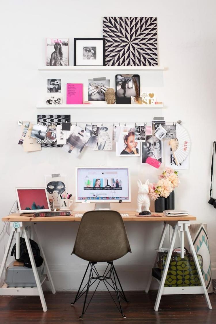 Bauen Sie Ihren Eigenen Schreibtisch Wohnen In 2018 Pinterest
