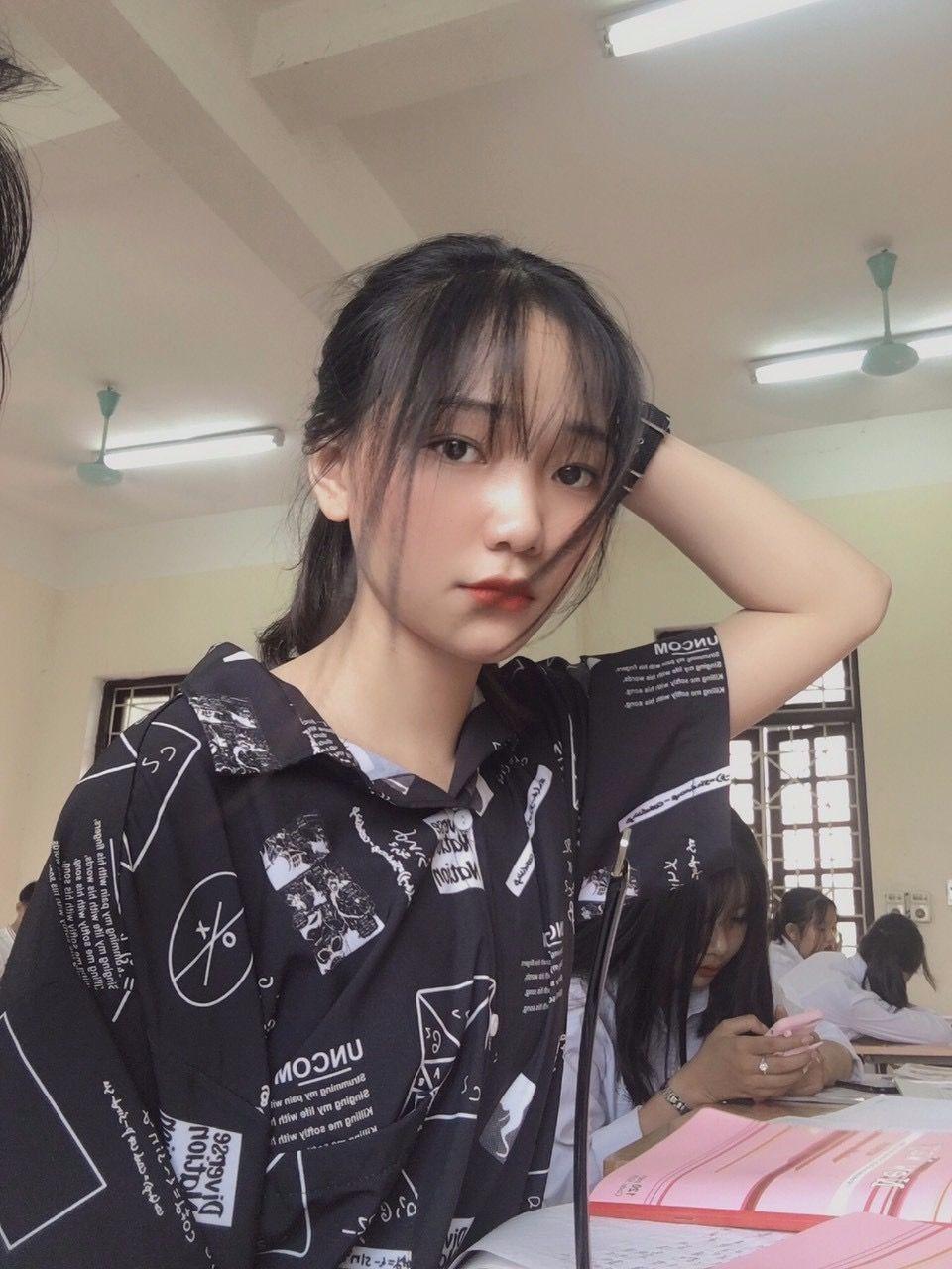 Ghim của Nguyen Ngoc Vy🥑 trên Girl xinh>