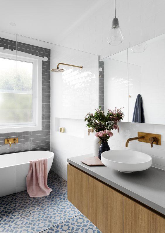 Come arredare un bagno moderno da far invidia! Bathroom
