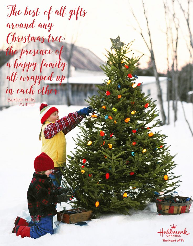 Countdown to Christmas with Hallmark Channel every weekend evening ...