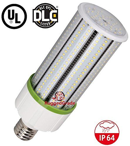 60 Watt E39 Led Bulb 6 900 Lumens 5000k Replacement For Fixtures Hid Hps Metal Halide Or Cfl High Efficiency 115 Lumen Wa Led Bulb Light Bulb Led Lights
