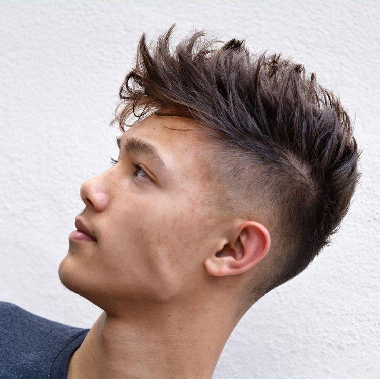 iro frisur männer stylen modern #frisuren #hairstyles #hair ...