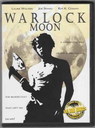 Warlock Moon 1973 75 Dvd Shriek Show Ssdvd 0413 Region 1 Dvd Release 2004 Not Rated 84 Mins Starring Laurie Walt Movies To Watch Horror Scary Movies