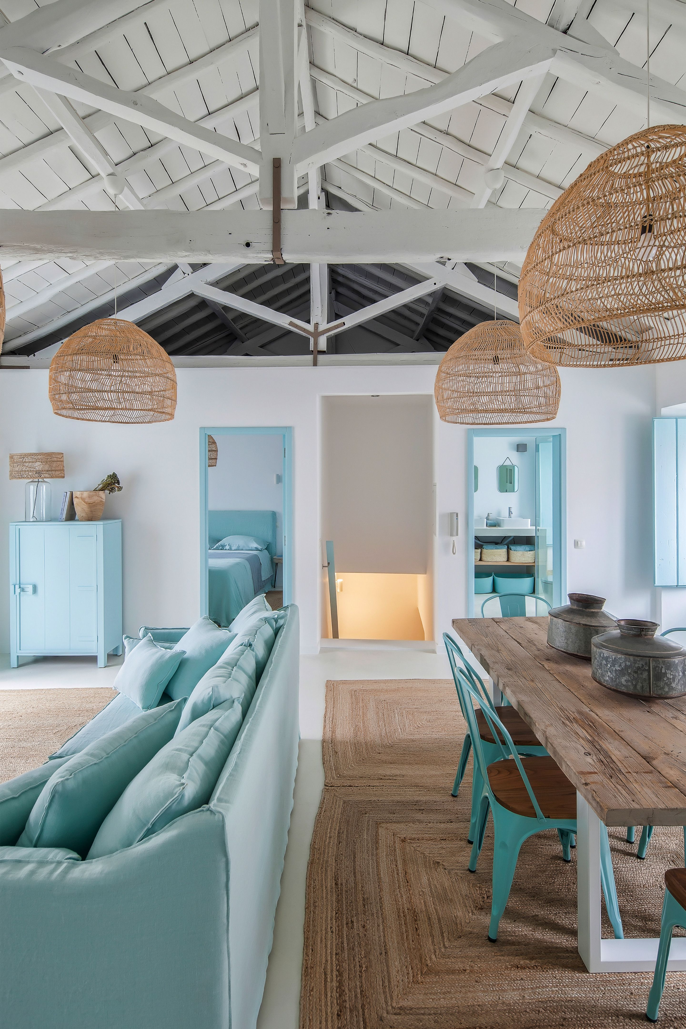 Maison de vacances  12 idées pour bien la décorer et l'aménager ...