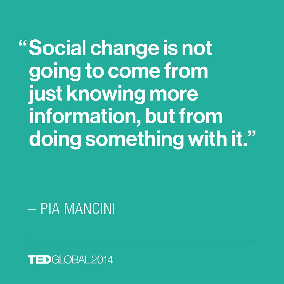 Social Change Quotes Think Smart  Pia Mancinited Quote Think Smart  Pinterest