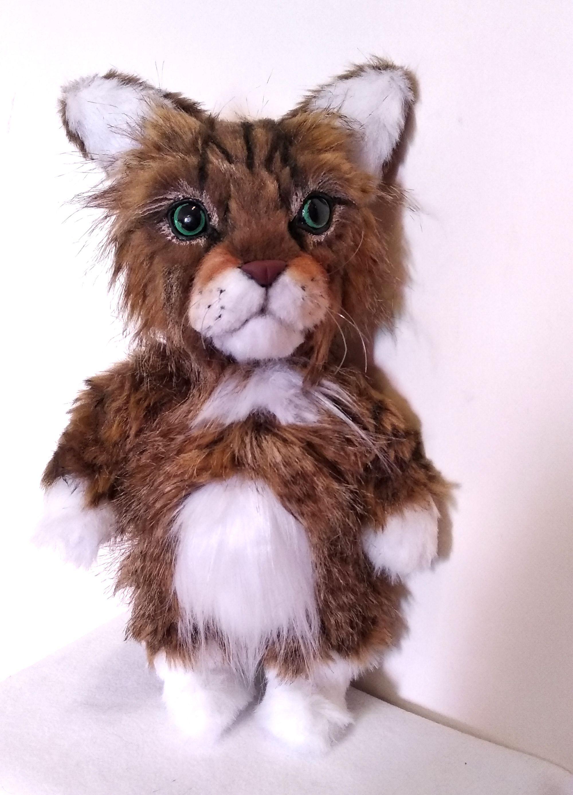 Custom Pet Portrait Toy Realistic Plush Dog Or Cat Toy Dog Cat Stuffed Dog Handmade Puppy Dolls Personalized Custom Pet Plush Dog Cat Plush Toy Cat Plush