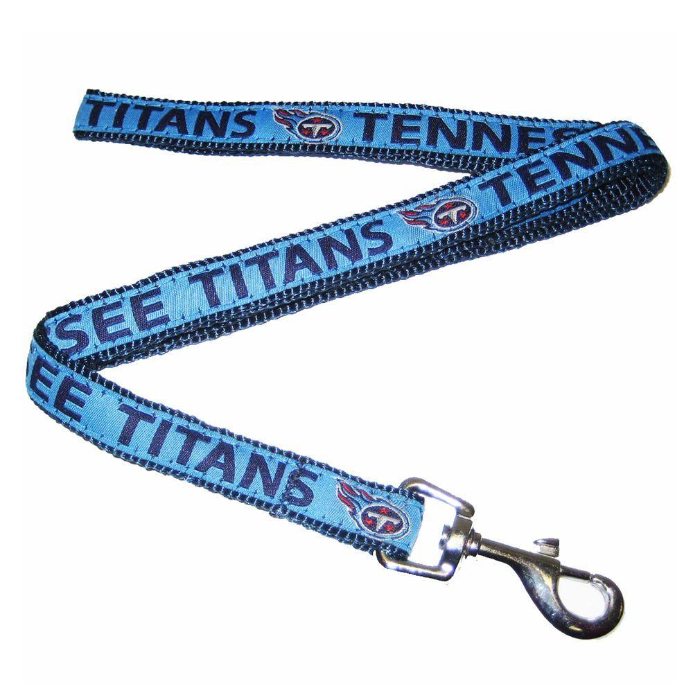 2db1e3cd2 Tennessee Titans NFL Dog Leash size  4 L x 0.625