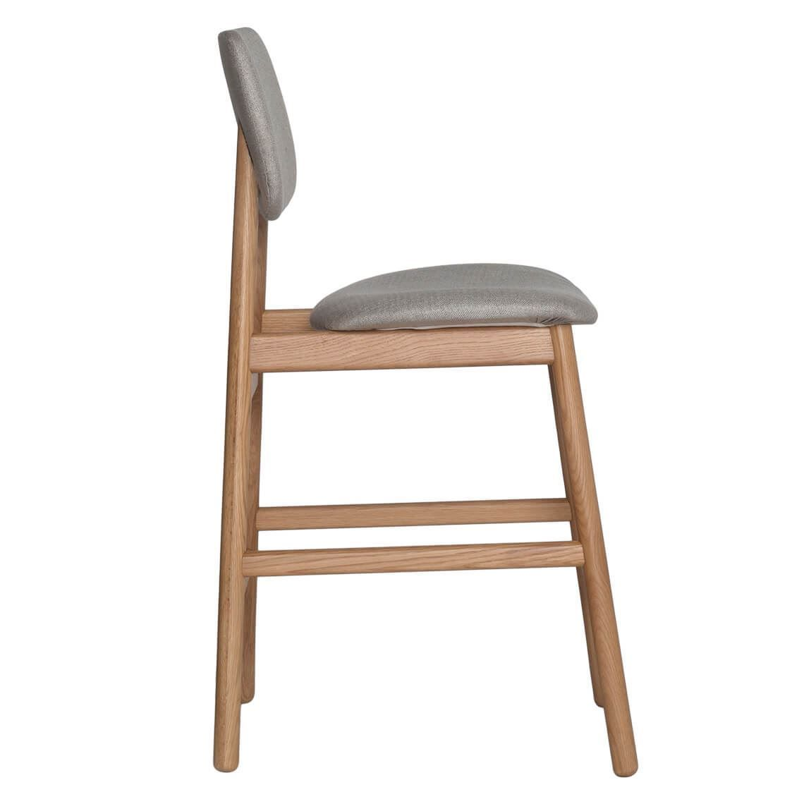 larsson counter stool size w 46cm x d 58cm x h 95cm in