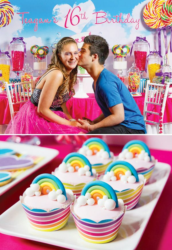 17 Best images about Teen Birthday Party Ideas on Pinterest ...