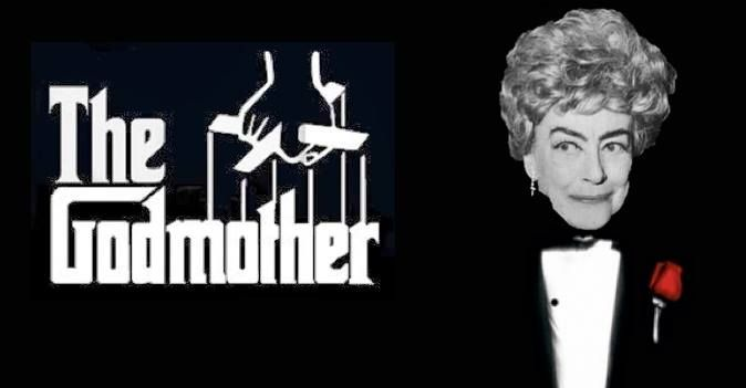cae4be62e13a6d2facf6ce821f7f6761 joan crawford mommie dearest meme godfather godmother memes