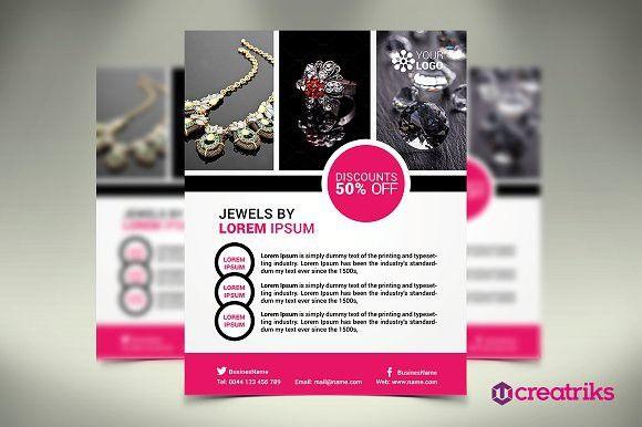 Jewelry Flyer Flyer Easy Diy Jewelry