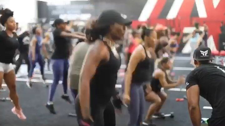 DONT MISS THE ANNUAL FULL BODY ASSAULT?? W/@getbodiedbyj @ballaboutyourbody bringing the heat. . . . AUGUST 24th 9:30am-11:00am  LOCATION: PIEDMONT PARK (10th and Charles Allen Entrance)  FIRST 50 PEOPLE TO SIGN UP WILL BE ENTERED IN A GIVEAWAY. SIGN UP FAST ... GO TO TEAMTRAINHARD.COM SOUNDS BY @fit