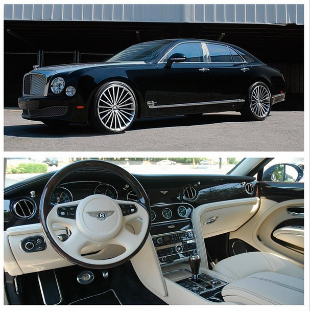 Bentley Mulsanne Bentley: Nice Cars, Jewelry