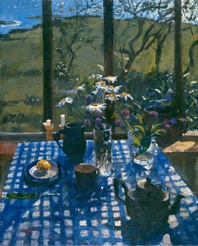 Mary Jackson - Tea Time, Baltimore, Ireland