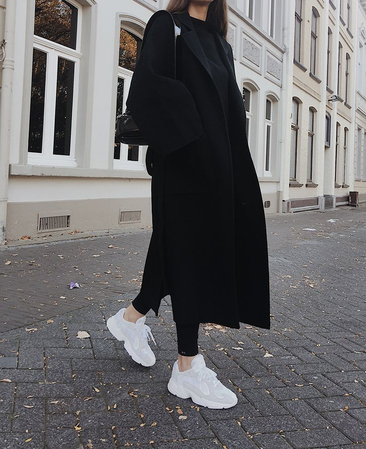 Photo of Black oversize and Yung 1 – Selin – Daily Pin Blog