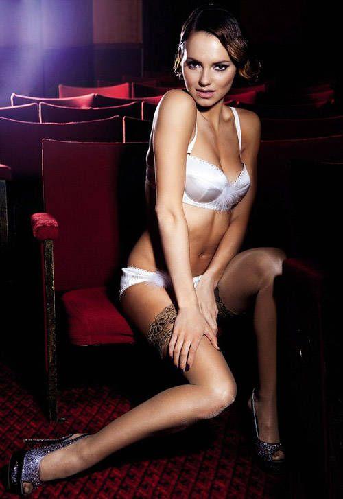 tointon stockings Kara lingerie