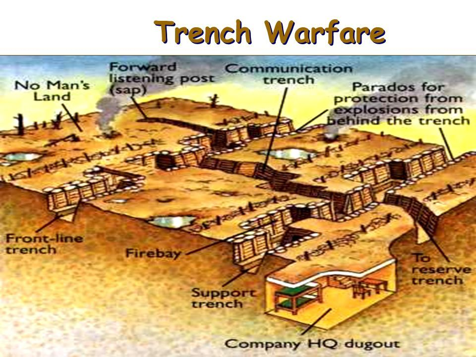 Trench War Diagram Search For Wiring Diagrams