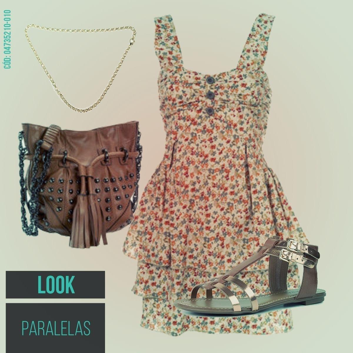 Para combinar com esse verão, um look simples, romântico e fresquinho é a pedida #Rasterinha #estilo
