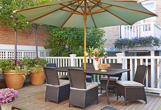 Lovely Rooftop Garden in Chicago - #Chicago #Garden #in #Lovely #Rooftop?