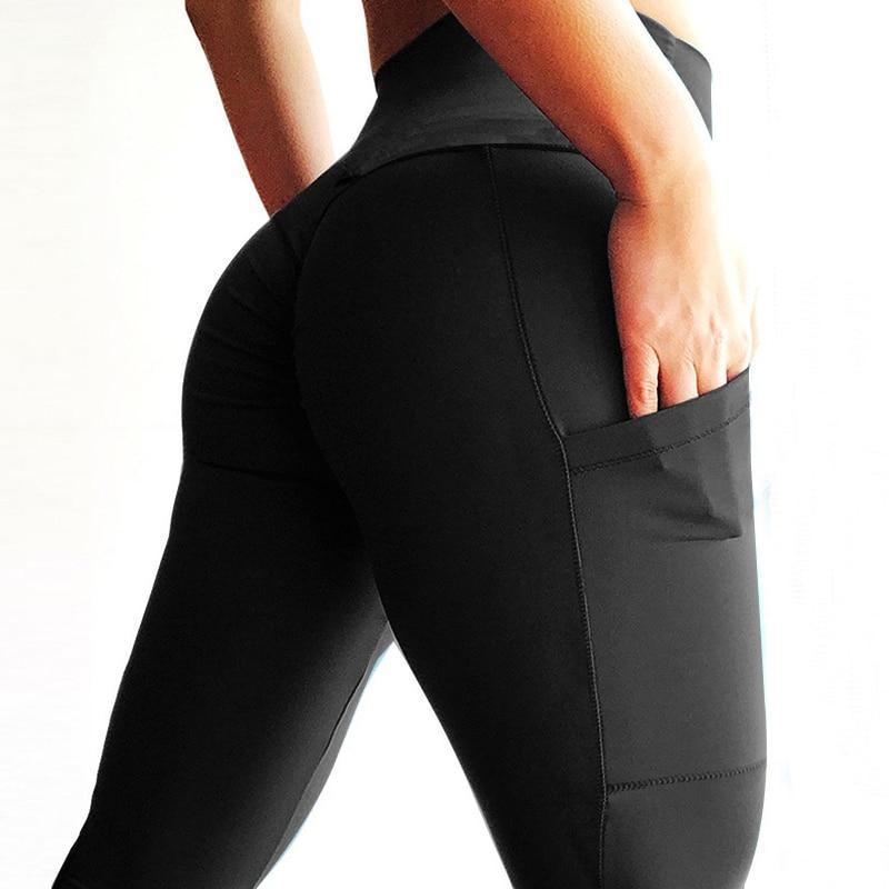 Cropped Pants OOEOO Womens Wing Printed Yoga Leggings Skinny Workout Fitness Capris