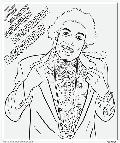 Magazine Rap Coloring And Activity Pages Tumblr Coloring Pages