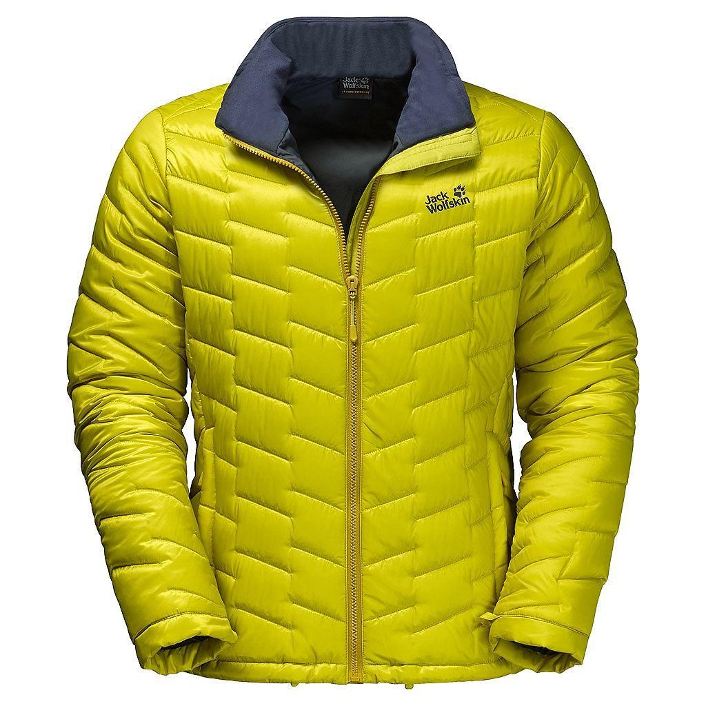 Jack Wolfskin Herren Jack Wolfskin Outdoorjacke Icy Creek Men Grun Jacken Bekleidung Sportbekleidung
