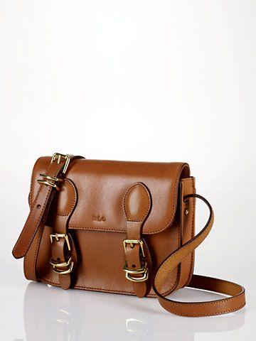 Vachetta Equestrian Cross-Body - Lauren Handbags Handbags - RalphLauren.com 954ad73750