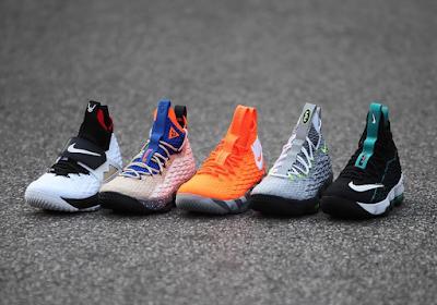 80683c632cf4 EffortlesslyFly.com - Kicks x Clothes x Photos x FLY SH T!  Restock Alert  Nike  LeBron 15  LebronWatch at Sele.