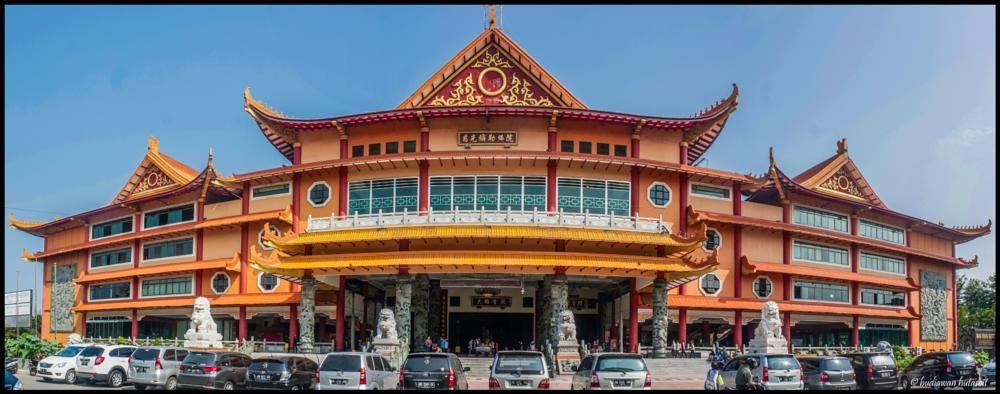 Hasil gambar untuk Maha Vihara Maitreya