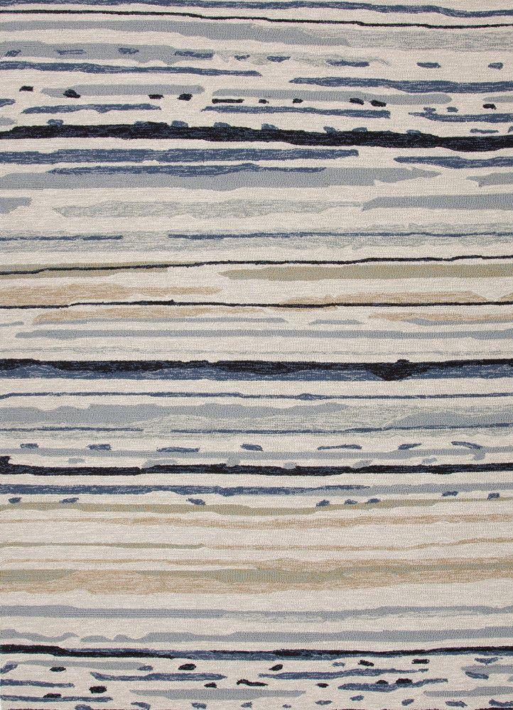 Colours I-O Gray Abstract Rug | AllModern