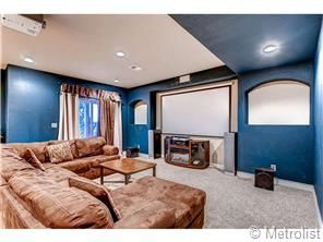 The basement of this amazing home is fully finished to ...