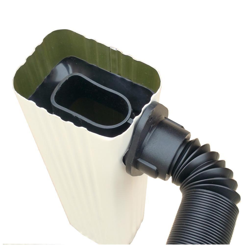 EarthMinded DIY Rain Barrel Diverter and Parts Kit for 3 ...