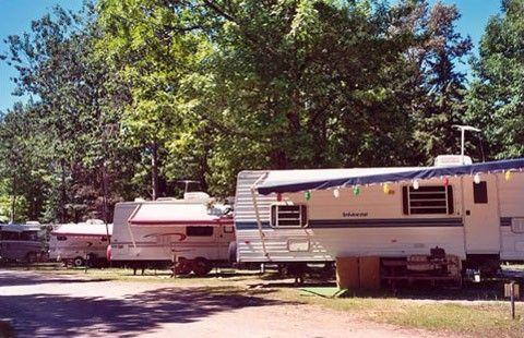 Mackinaw City Mackinac Island Koa Camping In Michigan Mackinaw City Michigan Campgrounds Mackinaw