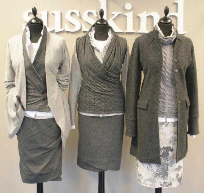 Nieuw Susskind casual chic dames kleding mode eerlijk geproduceerd (met AE-68