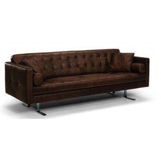 Incanto B483 Leather Sofa