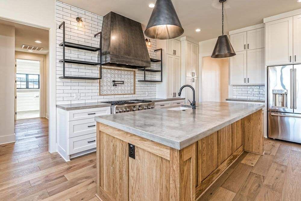 modern style farmhouse joanna gaines farmhouse kitchen design kitchen remodel on farmhouse kitchen joanna gaines design id=46371