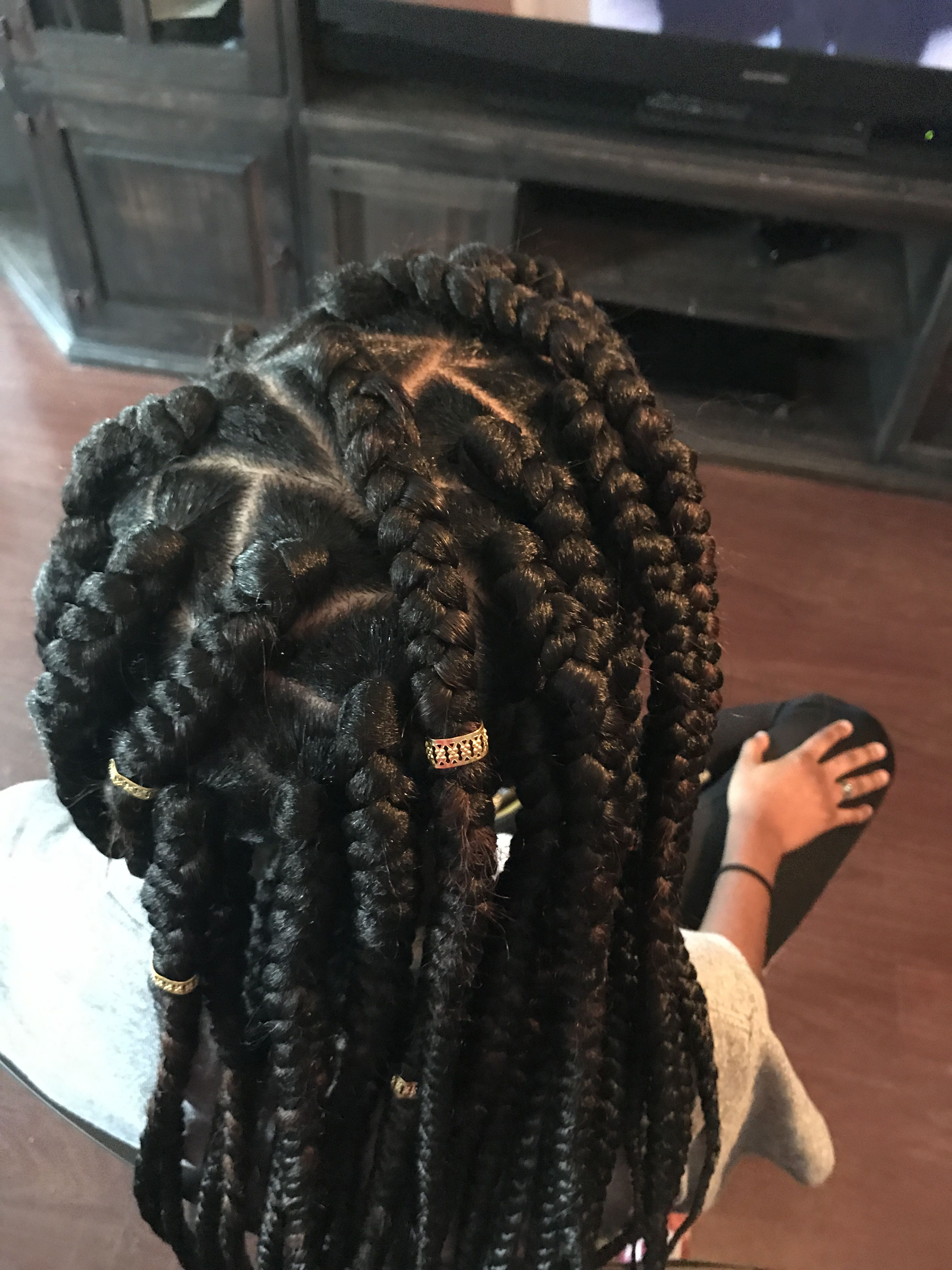Pin by Supa Mami on MAD HANDS (With images) Hair styles
