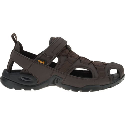 e2ec6d3b7c62 Teva Men s Forebay 2 Closed-Toe Sandals (Brown