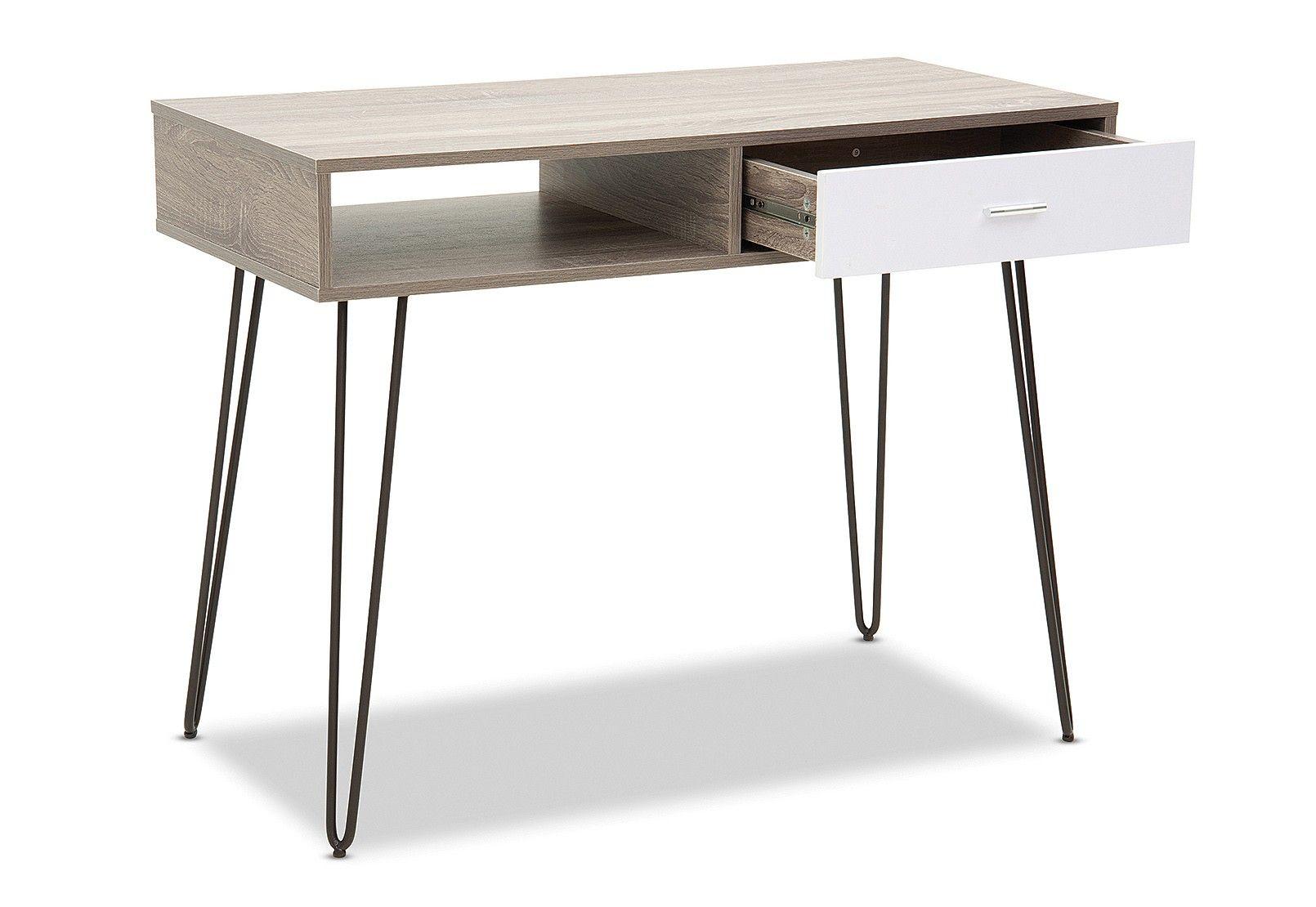 Best Layton Desk Amart Furniture White Drawers Furniture 640 x 480