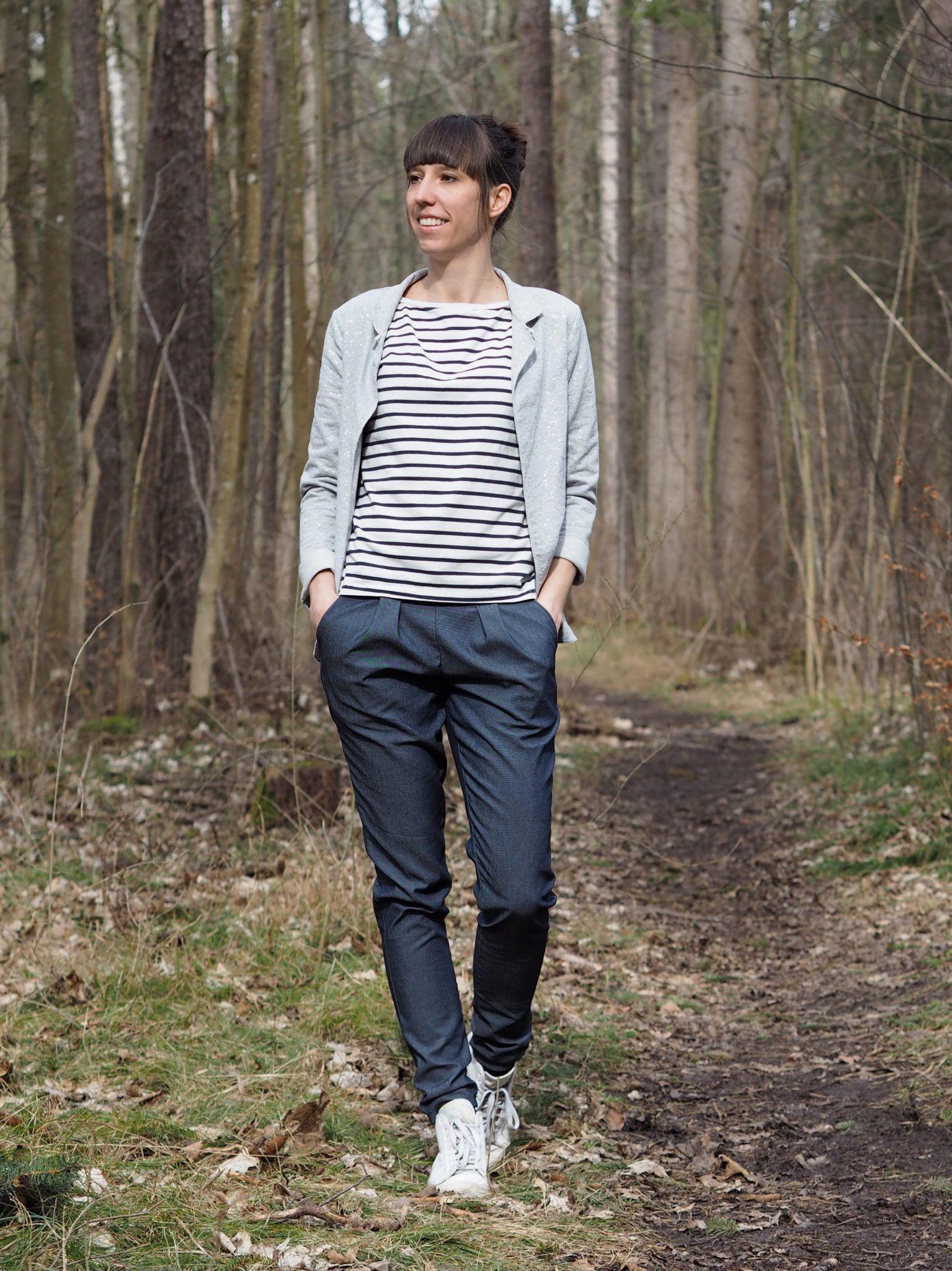 meistverkauft Vereinigte Staaten zarte Farben Schnittmuster nähen Jeans Hose COS Evlis Needle 9 | Nähen ...