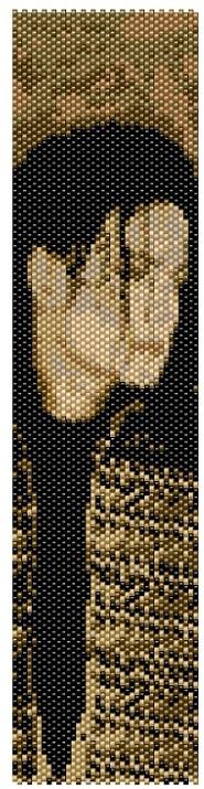 Майкл Джексон 2 браслета   biser.info - всё о бисере и бисерном творчестве