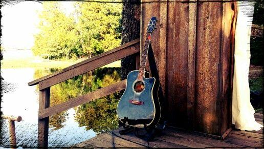 The Veranda in Bryan Texas  #theveranda, #bryantexas, #guitar